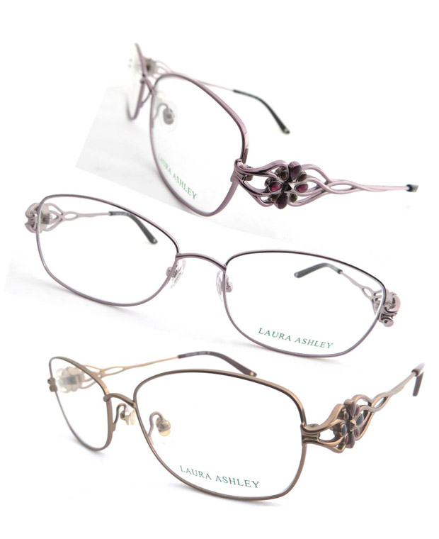 Laura Ashley Eyewear - Distributed by Cardinal Eyewear New Zealand