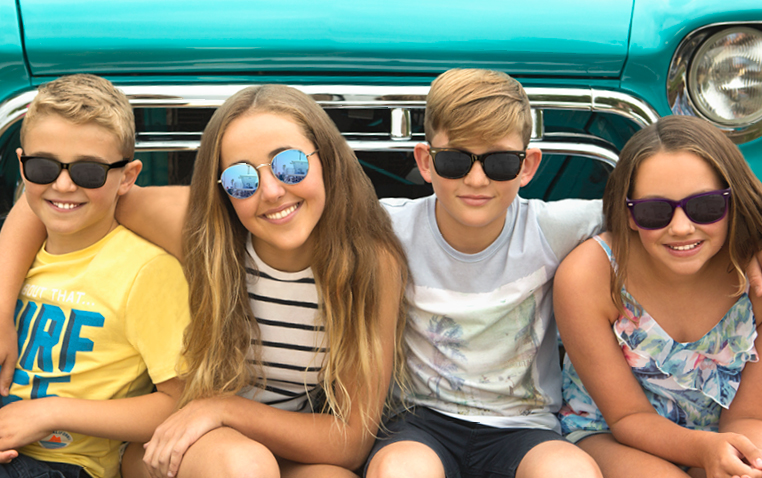 Rock Star Eyewear - Kids Glasses from Cardinal Eyewear