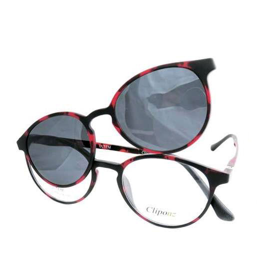 Cliponz Eyewear New Zealand - Clip On Frames